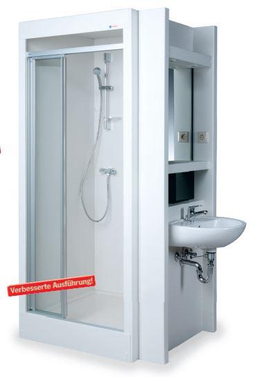 dusar dusche stunning ett badrum som fastnat i talet projekt av kakel och rum with dusar dusche. Black Bedroom Furniture Sets. Home Design Ideas